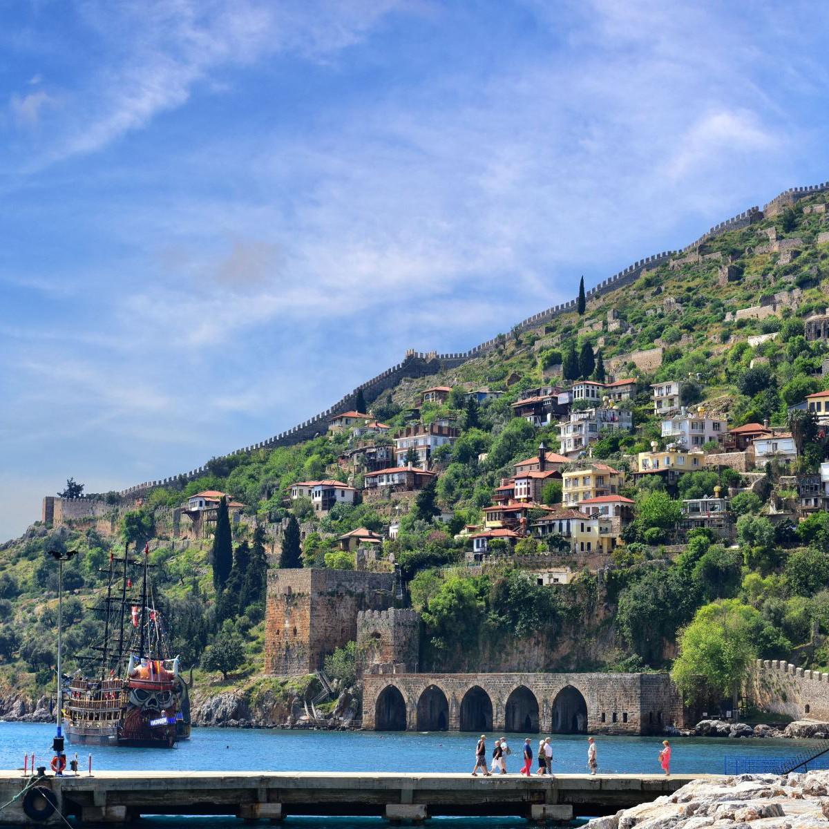انطاليا استثمار عقاري شقق للبيع