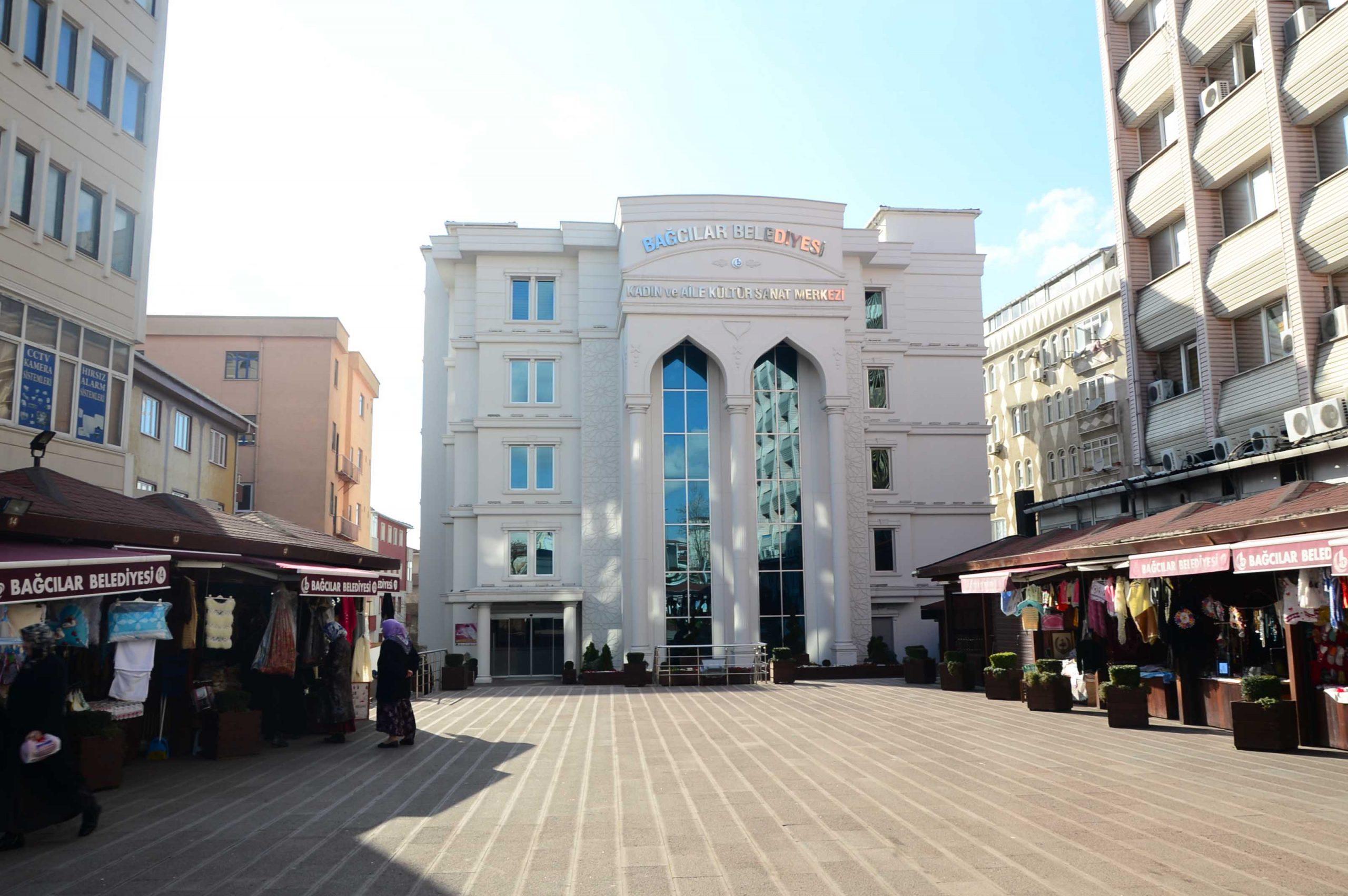 Bağcılar istanbul turkey hr property