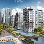 Turkey Istanbul Umraniye HR-151-best way to invest, green spaces, high quality