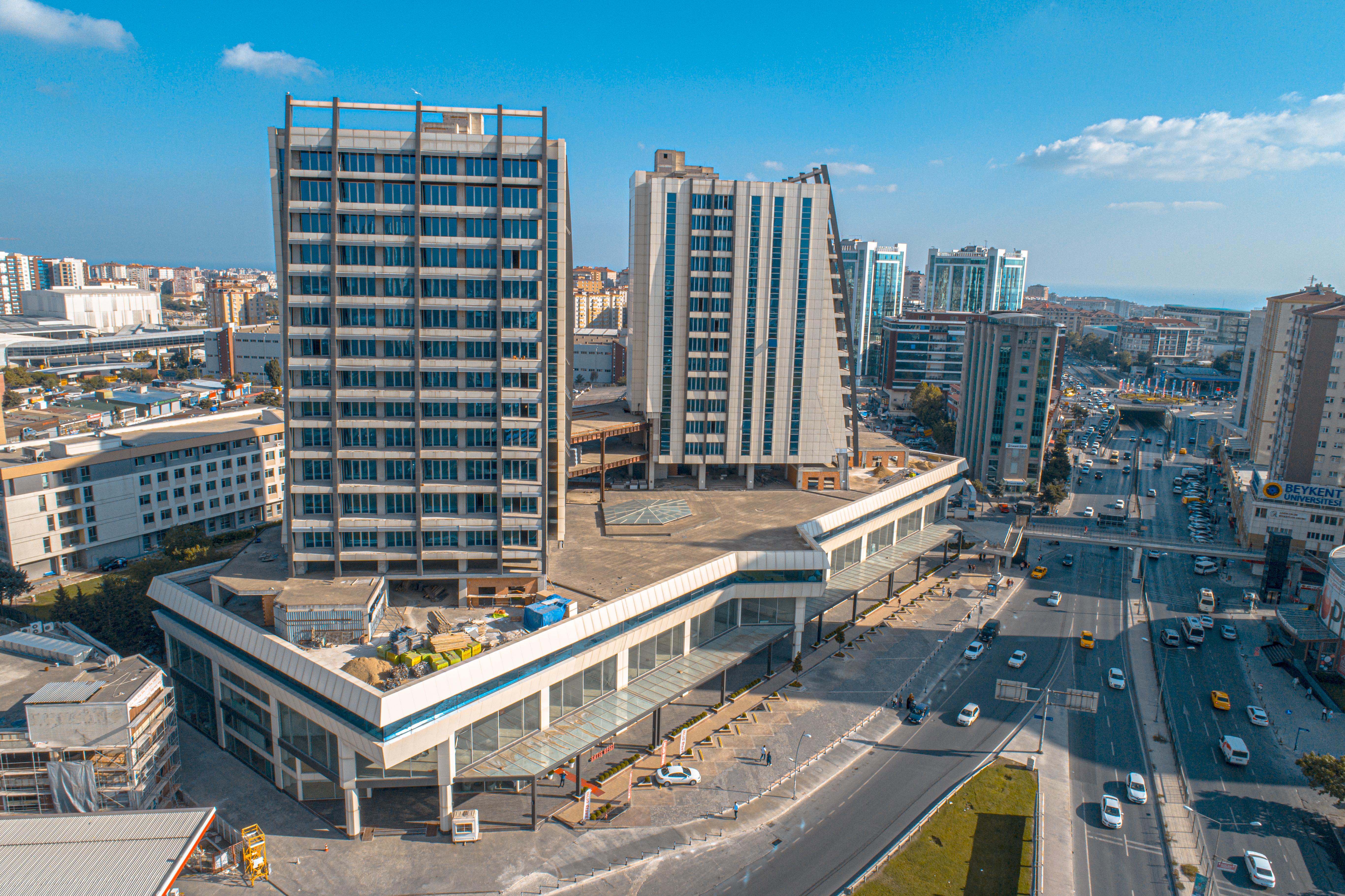 تركيا اسطنبول بيلك دوزو hr-152-شقق سكنية وشقق مكتبية